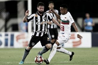 Com falha de Jefferson e gol no último lance da partida, Botafogo empata com a Portuguesa-RJ