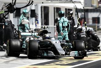 """Bottas: """"Tenemos que trabajar más en la carga aerodinámica"""""""