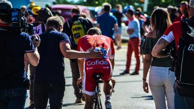 Cofidis et le Tour de France, une longue histoire d'amour
