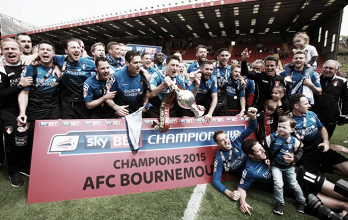 AFC Bournemouth's 2015: The Cherries moving on up?