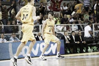 Exhibición amarilla para reencontrarse con la victoria