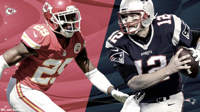 Patriots y Chiefs inauguran la temporada 2017