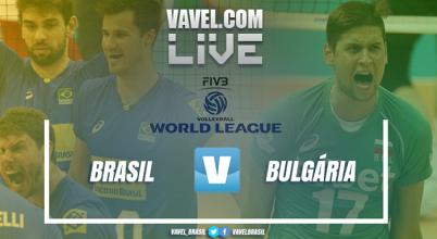 Resultado Bulgária x Brasil pela Liga Mundial de Vôlei (3-1)