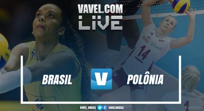 Resultado Brasil x Polônia pelo amistoso de vôlei feminino (4 a 0)