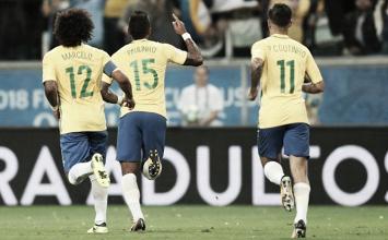 Qualificazioni Russia 2018 - Brasile, ipoteca primo posto: 2-0 all'Ecuador
