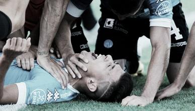 """Brener, tras su primer gol: """"Fue un desahogo tremendo, es algo muy lindo"""""""