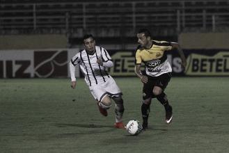 Rafael Grampola marca dois, Bragantino vence e distancia Criciúma do G-4