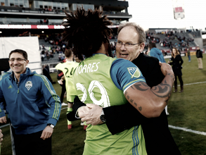 """Brian Schmetzer: """"We will just do the best we can and try and match up and give everybody a good final."""""""