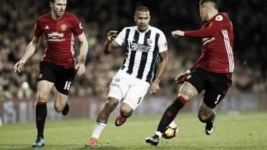 West Brom vs Manchester United en vivo y en directo online en Premier League 2017