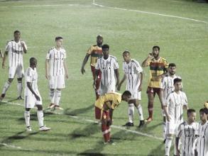 Figueira tropeça contra Brusque e perde liderança do Catarinense