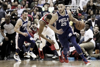 "NBA, la prima di Ben Simmons: ""Come in un videogame"""