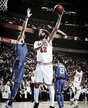 Aguante y triunfo para los Bulls