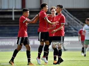 Northern Ireland U18 0-1 Man Utd U18: Burkart strike makes it a happy return to SuperCupNI for Reds
