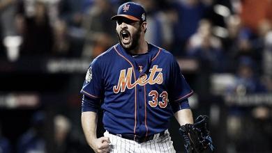 Las chiquillada de Matt Harvey en la MLB