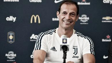 """ICC - Allegri: """"Un buon allenamento"""". Chiellini: """"Siamo soddisfatti"""""""
