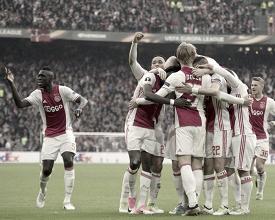 Presión y fútbol de alto vuelo en Holanda