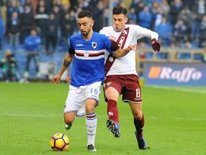 Torino - Sampdoria, per onorare il finale