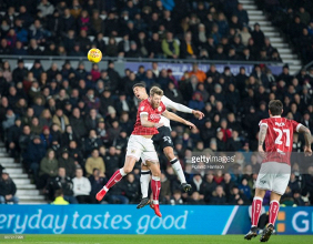 Derby County 0-0 Bristol City: Stalemates keeps Robins in touch with Rams