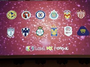 Todo listo para el primer torneo de la Liga MX Femenil