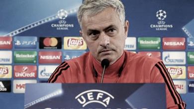 """Mourinho: """"Zlatan puede jugar con Lukaku"""""""