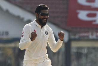 India vs England - Fifth Test, Day Five: Jadeja inspires hosts to another innings victory against dismal visitors
