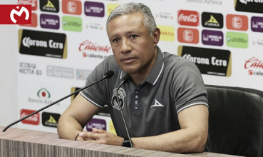 """Roberto Hernández: """"El objetivo cambió, ahora estamos pensando en el título"""""""