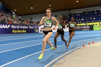 Atletica, World Iaaf Indoor Tour: a Karlsruhe volano Kendra Harrison e Muir, si conferma la Jozwik