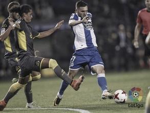 Resumen Deportivo 1-1 Las Palmas en La Liga 2018