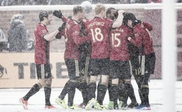 Primera victoria, con goleada, de Atlanta United en la MLS