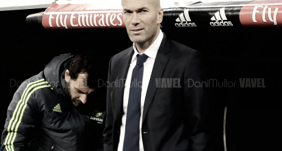 """Zidane: """"Conseguimos lo que queríamos, los tres puntos"""""""