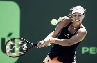 Wta, Miami Open - Kerber vince ma non convince, si arrende Rogers