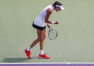 WTA - Miami Open 2017, il programma: la Muguruza sul Centrale, Radwanska e Ka.Pliskova sull'uno