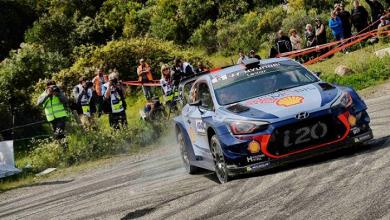 WRC - Tour de Corse Day 2: carattere belga