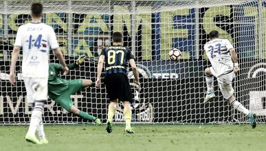 """Quagliarella: """"Jugamos un gran fútbol, sólo el Nápoles juega mejor"""""""