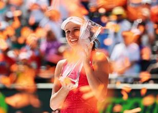 WTA - Miami Open 2017, Konta batte Wozniacki e si aggiudica il titolo