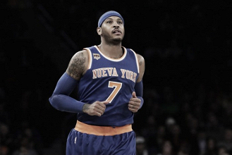 NBA, il lungo addio tra i New York Knicks e Carmelo Anthony