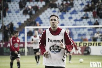 Pablo Caballero refuerza la delantera del Almería