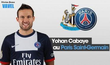 OFFICIEL : Cabaye à Paris