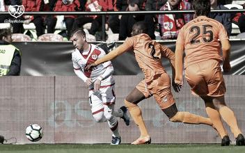 Rayo Vallecano - CF Reus: puntuaciones Reus, jornada 31 Segunda División