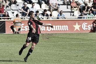 Jorge Miramón, elegido el mejor frente al Rayo Vallecano según la afición