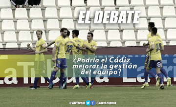 El debate: ¿podría el Cádiz mejorar la gestión del equipo?
