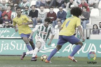 Previa Córdoba CF - Cádiz CF: derbi andaluz para alzar el telón