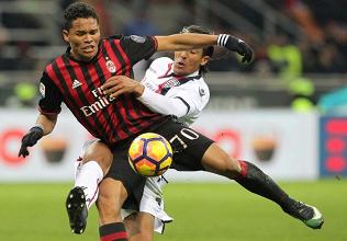 Serie A - Il Milan vola a Cagliari
