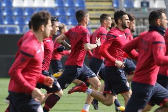 """Cagliari, senti Castan: """"A Cagliari sto bene, spero di restare"""""""