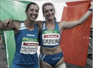 Caironi - Contrafatto, l'Italia chiude a quota 39