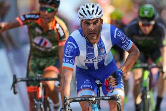 Volta a Portugal: Samuel Caldeira ganha ao sprint