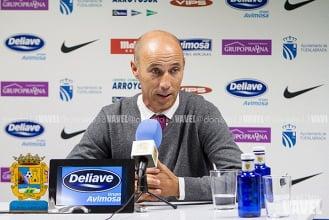 """Calderón: """"Nos vamos a dejar todo por remontar"""""""