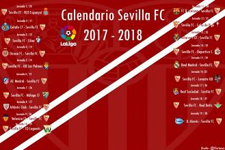 Éste será el Calendario de Liga del Sevilla FC