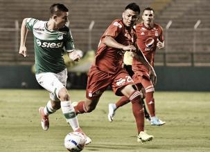 Clasificación 'verdiblanca' con mucha tensión y poco fútbol