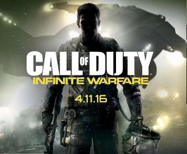 Tráiler oficial del nuevo Call of Duty: Infinite Warfare